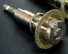 KIドリルインローター(6.35mm軸インパクト・充電ドリル用)RP-100