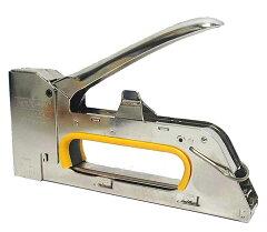 ラピッドガンタッカー R23E+ステープル3箱セット(2500発×3) 椅子&バイクシート張替えにも