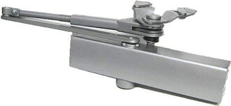 RYOBIリョービドアマン取替用ドアクローザーS-202Pアルミ・木製ドア用パラレルタイプ専用