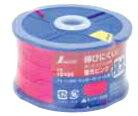シンワ測定 ポリエステル水糸リール巻 細0.5mm×500m 蛍光ピンク 78479