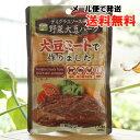 野菜大豆バーグ(デミグラスソース風)/100g【三育フーズ】 【メール便の場合、送料無料】 1