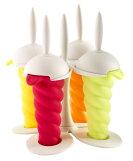 アイスクリームメーカー、シャーベットメーカー、おしゃれ、かわいい、お菓子づくりアイスクリーマーシリコーンゴム