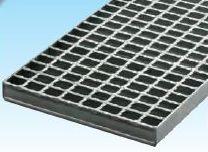 グレーチング一般側溝用並目ノンスリップ本体寸法400x997x50mm形式記号WO-X40‐750グレーチング本体のみ