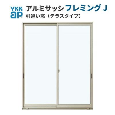 商品リンク写真画像:引き違い窓(掃き出し)の例 16520 (建材百貨店さんからの出展) ※引き違い窓の種類と形状解説写真1