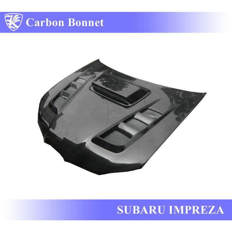 外装・エアロパーツ, その他 SUBARU 2 Kerberos Ks 3D Real Carbon AK-17-001