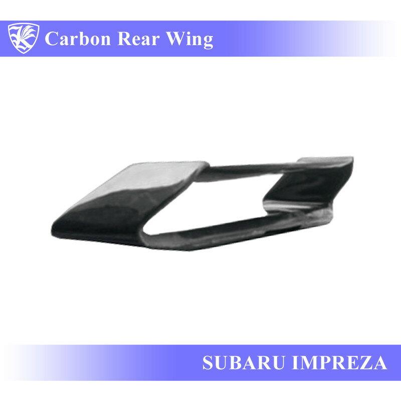 外装・エアロパーツ, ウィング SUBARU 2 Kerberos Ks 3D Real Carbon AK-17-003