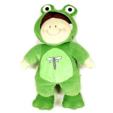 【カエル】【RUSS】ラスホッパー【カエルキグルミ】[カエルの着ぐるみを着た子供]【カエルグッズ】