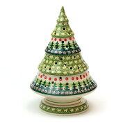 クリスマスツリー ポーリッシュポタリー ポーランド