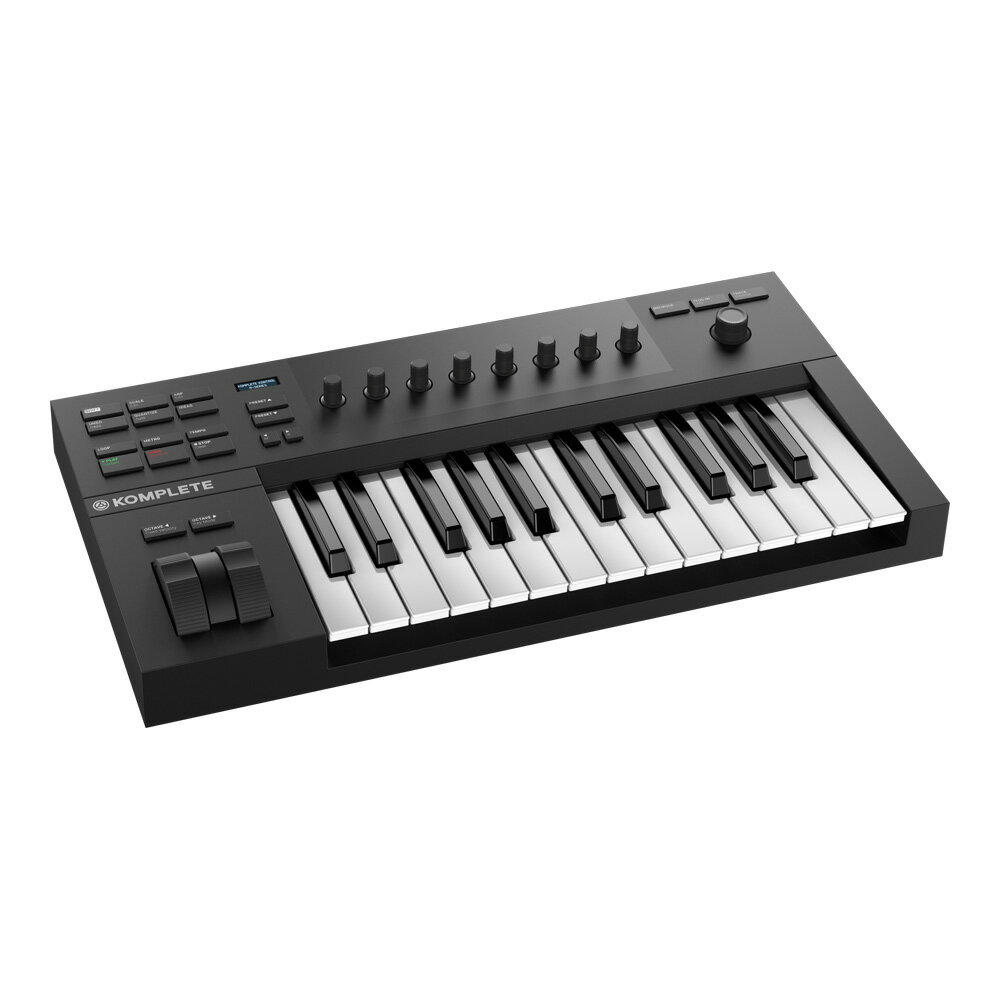 DAW・DTM・レコーダー, MIDIキーボード NATIVE INSTRUMENTS KOMPLETE KONTROL A25