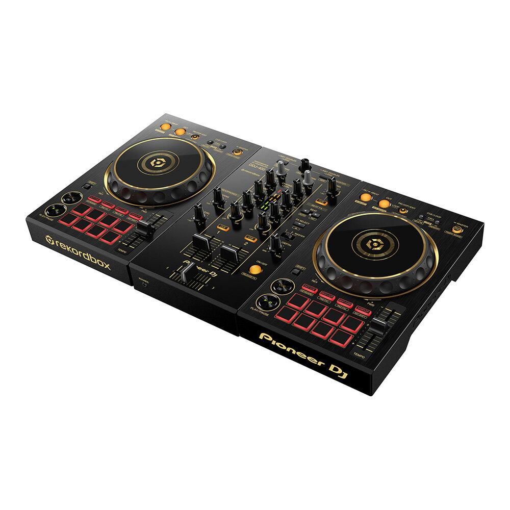 DJ機器, DJコントローラー Pioneer DJ DDJ-400-N