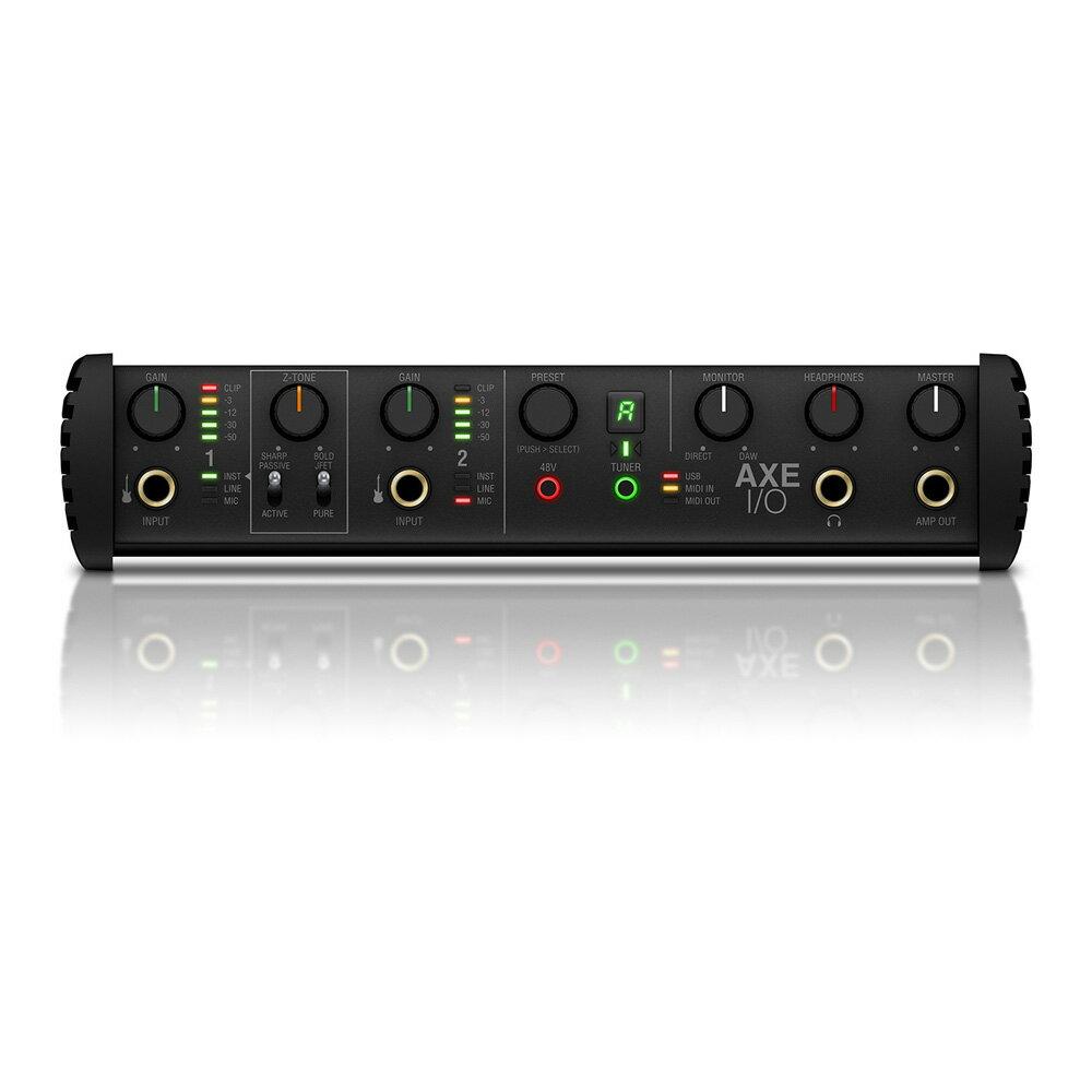 DAW・DTM・レコーダー, オーディオインターフェイス IK Multimedia AXE IO