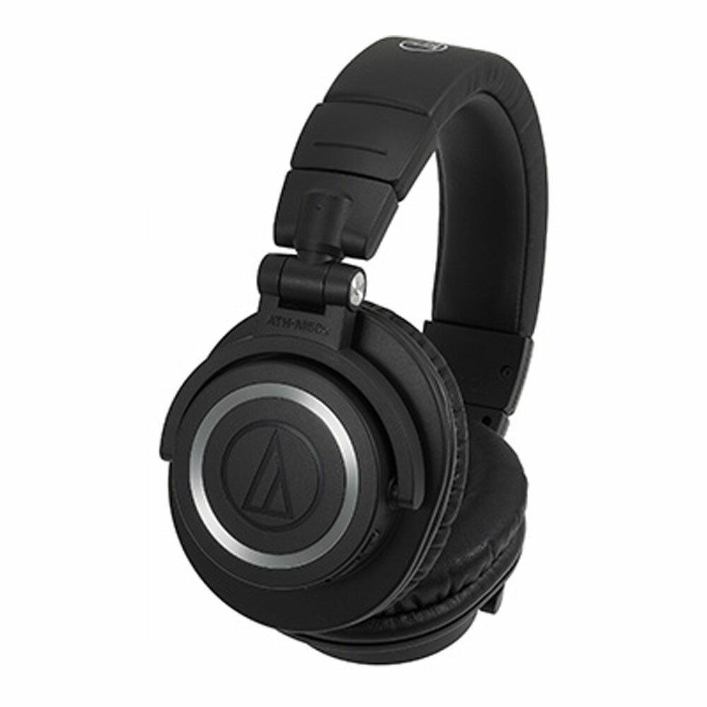 オーディオ, ヘッドホン・イヤホン audio-technica ATH-M50xBT