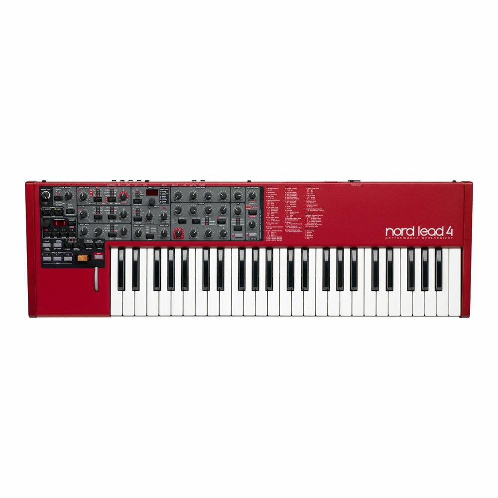 ピアノ・キーボード, キーボード・シンセサイザー Clavia Nord Lead 4