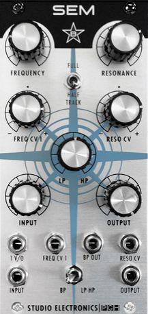DAW・DTM・レコーダー, シーケンサー・リズムマシン Studio Electronics Boomstar Modular SEM