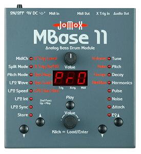 MBase 11は単機能という潔さと男気あふれるサウンドでマニアを唸らせたMBase 01の機能とサウン...