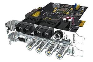 390チャンネルとエフェクトが扱えるトリプルMADI PCIeカードRME HDSPe MADI FX【 送料無料!】...