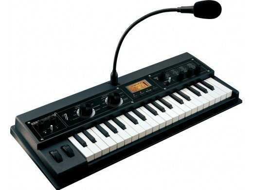ピアノ・キーボード, キーボード・シンセサイザー KORG microKORG XL -SYNTHESIZER VOCODER-