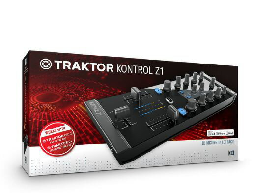 DJ機器, その他 Native Instruments TRAKTOR KONTROL Z1