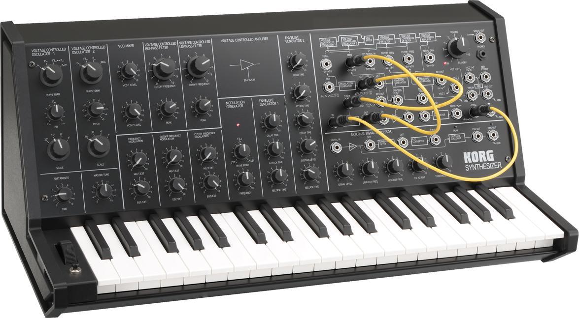 ピアノ・キーボード, キーボード・シンセサイザー KORG MS-20 mini