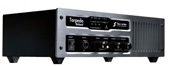 PCソフト, 音楽制作 Two notes Torpedo Reload