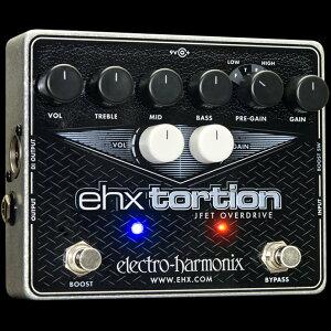 エレハモ・オーバードライブ/ディストーションのフラッグシップモデルとなるelectro-harmonix E...