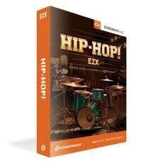 PCソフト, 音楽制作 EZXTOONTRACK EZX HIP-HOP!