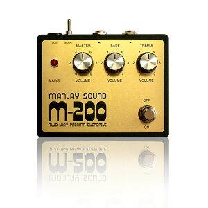 伝説のマーシャル Major(The Pig)のサウンドを細部まで再現したManlay Sound M-200【新製品】 M...