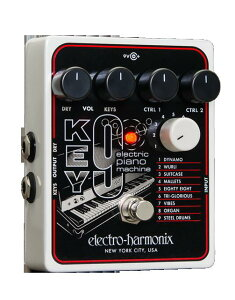Electro harmonix Key9 Electric Piano Machine 日本での予約受付開始