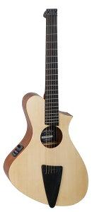 エレアコ アコースティックギター コロナ CORONA Aphrodite APS-100HS EQ w/case Natural【送料無料】