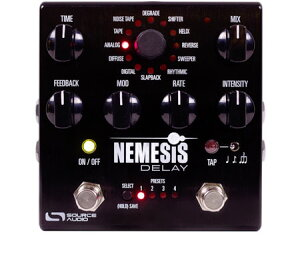 �ޥ����ǥ��쥤���Ϥ���˥ޥ�����SOURCE AUDIO NEMESIS DELAYSOURCE AUDIO NEMESIS DELAY ...