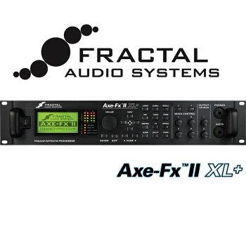 FractalAudioSystemsフラクタルオーディオAxe-FxIIXL+