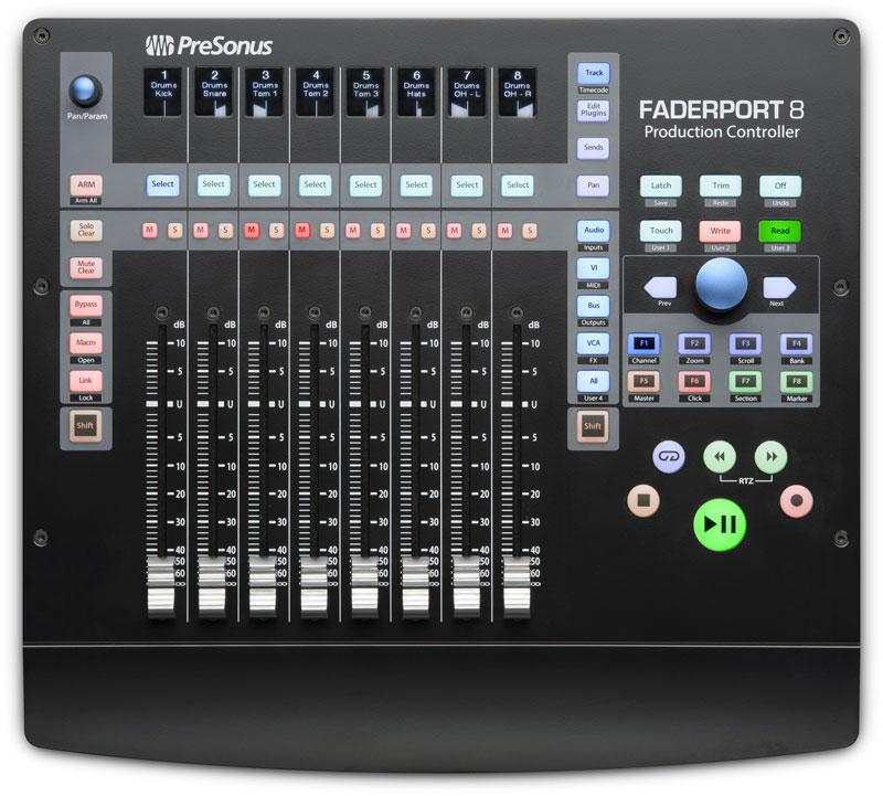 PreSonus FaderPort 8 【送料無料】画像