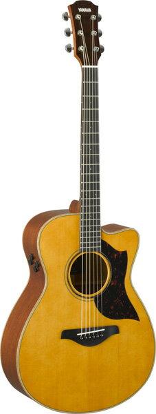ギター, エレアコギター YAMAHA AC3M ARE VN