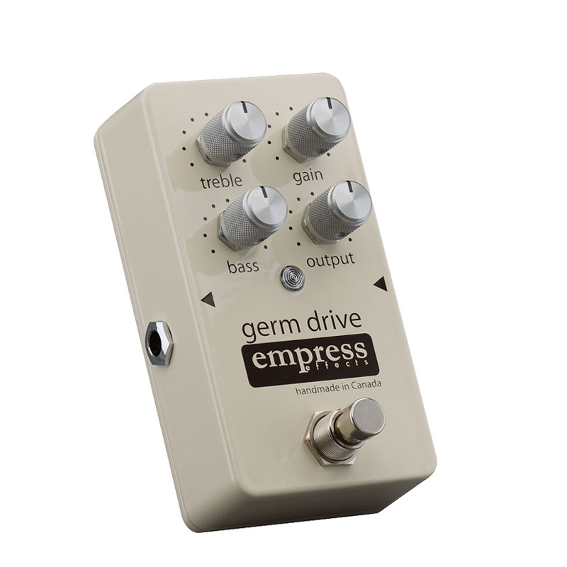 ギター用アクセサリー・パーツ, エフェクター Empress Effects Germ Drive Germanium Overdrive Pedal