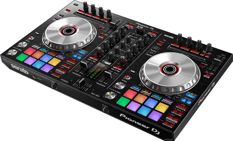 DJ機器, DJコントローラー Pioneer DJ DDJ-SR2