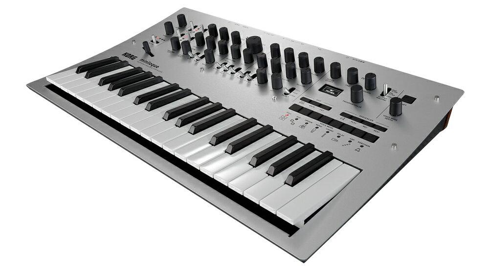 ピアノ・キーボード, キーボード・シンセサイザー KORG minilogue 4 37