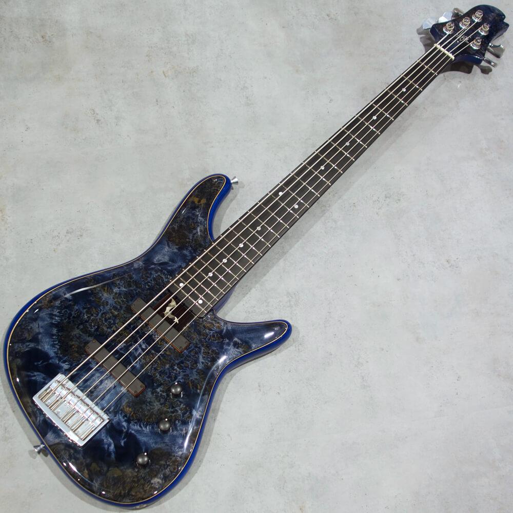 ベース, エレキベース  Sugi Guitars NB5E 432 POPASHNBL KEY Order Luthiers Model