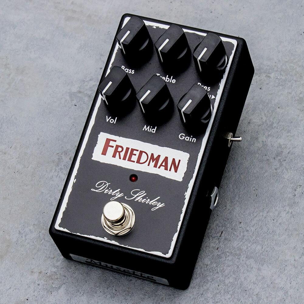 ギター用アクセサリー・パーツ, エフェクター Friedman DIRTY SHIRLEY