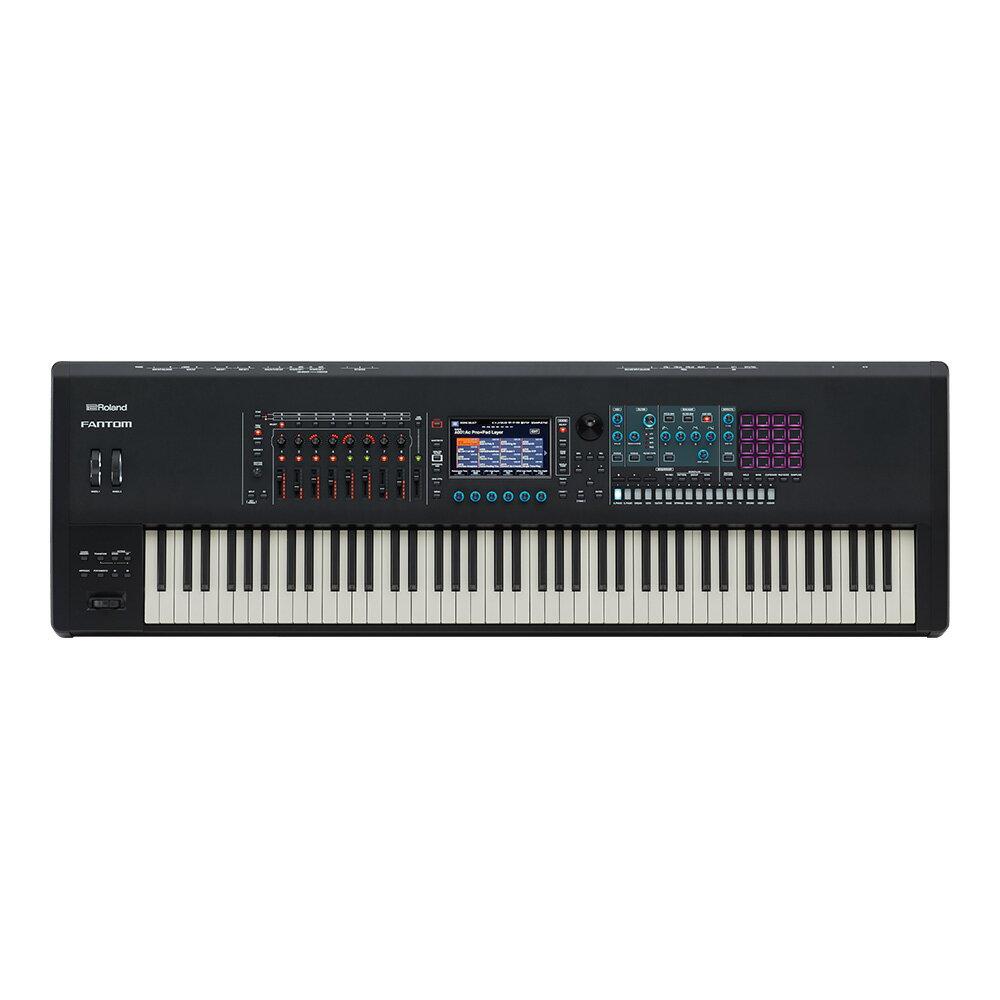 ピアノ・キーボード, キーボード・シンセサイザー  Roland FANTOM-8 MUSIC WORKSTATION
