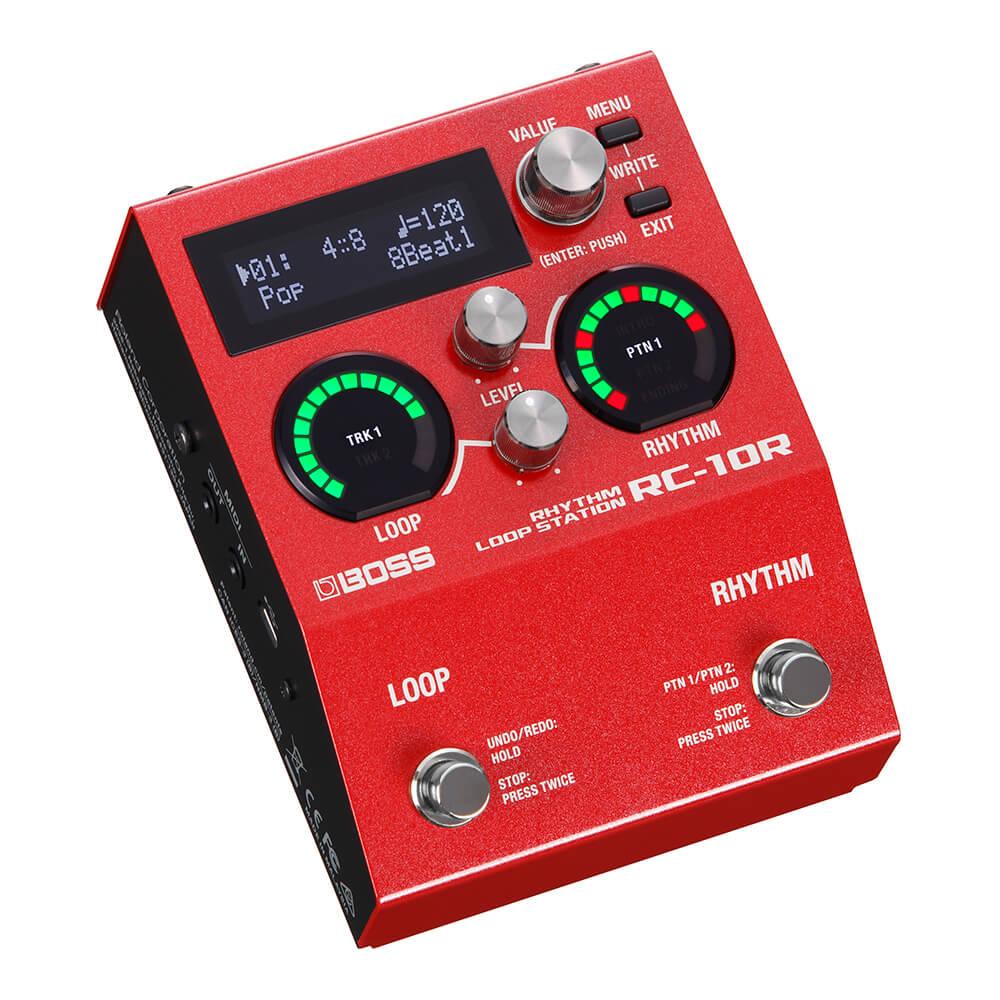 ギター用アクセサリー・パーツ, エフェクター BOSS RC-10R Rhythm Loop Station (RC10R)