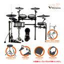 電子ドラム ローランド Roland V-Drums TD-27KV-S Ultimate ツインフルオプションセット【送料無料】