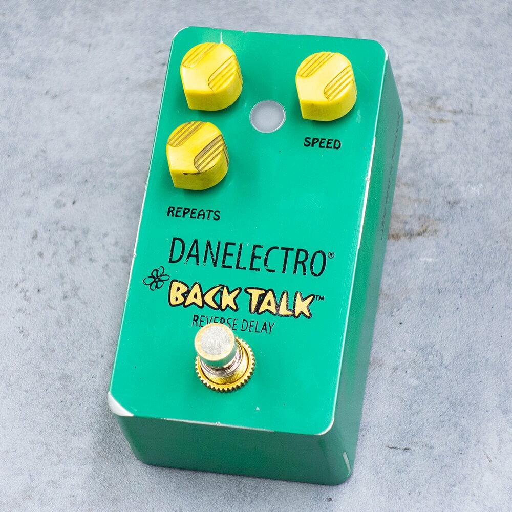 ギター用アクセサリー・パーツ, エフェクター DANELECTRO BACK TALK BAC-1