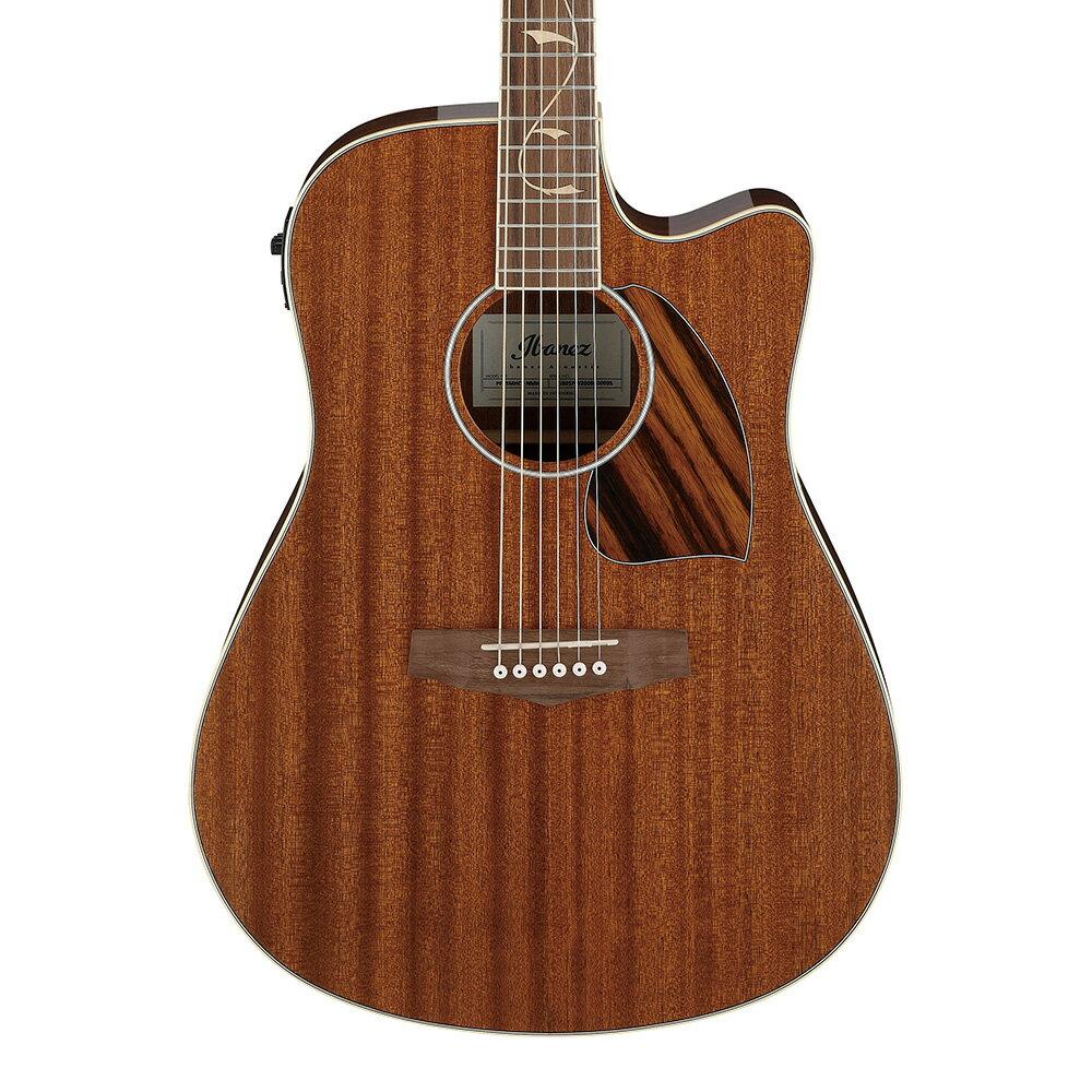 ギター, アコースティックギター Ibanez PERFORMANCE PF33MHCE-NMH (Natural Mahogany High Gloss)
