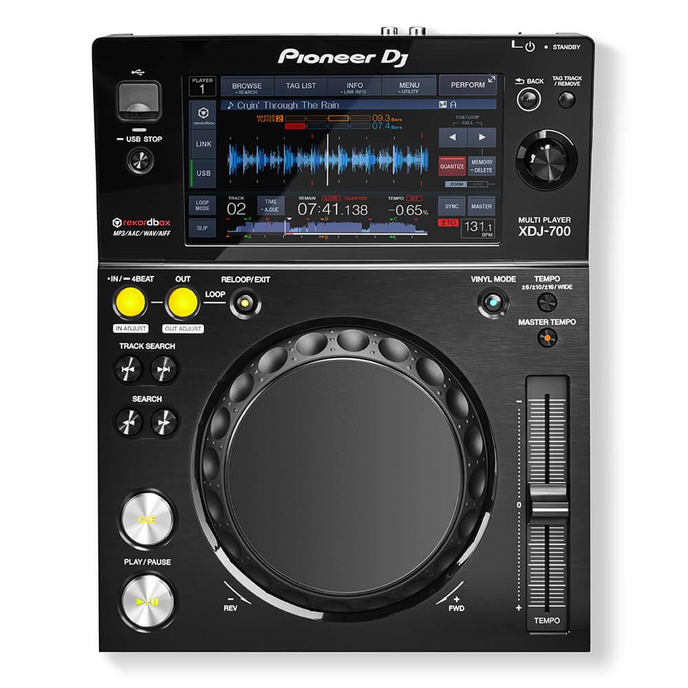DJ機器, ターンテーブル Pioneer DJ XDJ-700 - PERFORMANCE MULTIPLAYER -