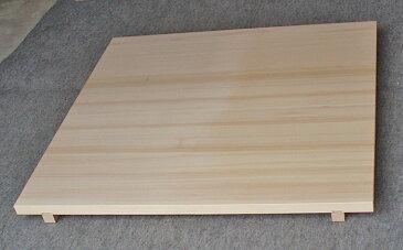 のし板(棒付) 60×60 スプルース(アラスカ桧)