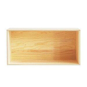 松りんご箱木箱MB20KN【取手なし】(国産アカマツ材)