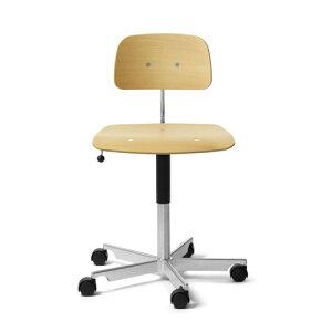 ロイヤルファニチャーコレクション ケビチェア 送料無料 / Royal Kevi Office Chair / オフィス デンマーク ラスムッセン兄弟 革命 プライウッド ミニマリズム 多機能 高さ調整可能  /【smtb-TD】【saitama】