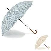 KEYUCA(ケユカ)長傘晴雨兼用ランダムドット