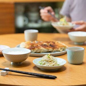 【KEYUCA公式店】ケユカ[波佐見焼]食器セットファミリー[9点セット家族来客用日本製来客用おしゃれ食器シンプルかわいいギフト通販]