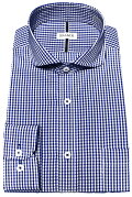 メンズワイシャツ長袖形態安定シャツ白ドビーハニカムチェックスナップタブレギュラーカラービジネスおしゃれKF2051-1